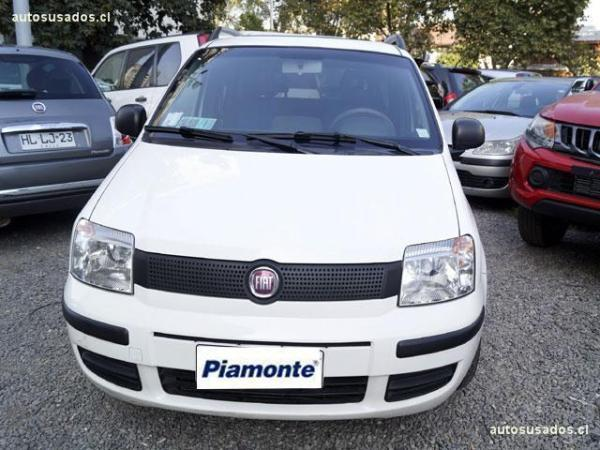 Fiat Panda  año 2012