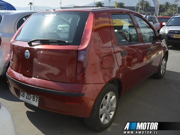 Fiat Punto Punto Active 1.2 año 2009
