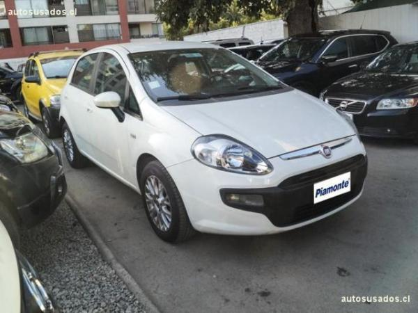 Fiat Punto 1.3 EVO año 2013