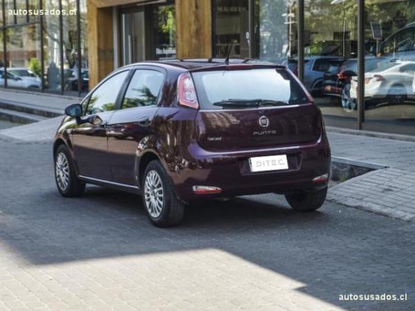 Fiat Punto GRANDE PUNTO año 2014