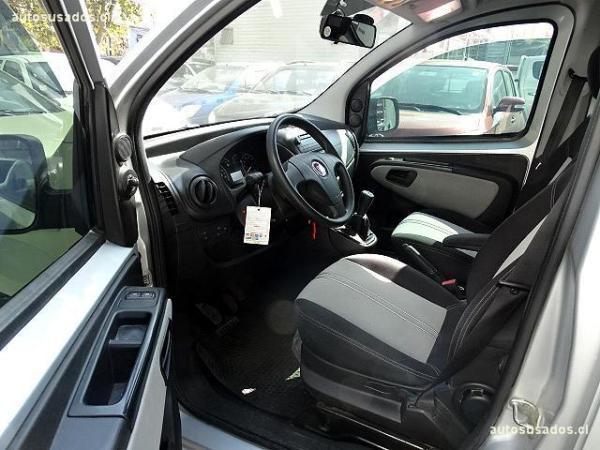 Fiat Qubo 1.4 BENCINA año 2015