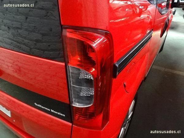 Fiat Qubo DYNAMIC año 2015