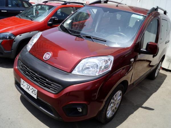 Fiat Qubo MT año 2019