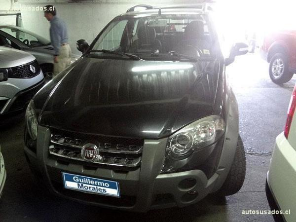 Fiat Strada Adventure 1.8 DH año 2010