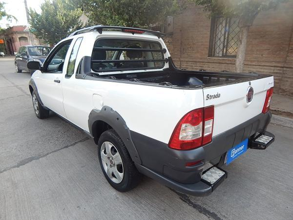 Fiat Strada 380 STRADA WORKING 1.4 año 2014