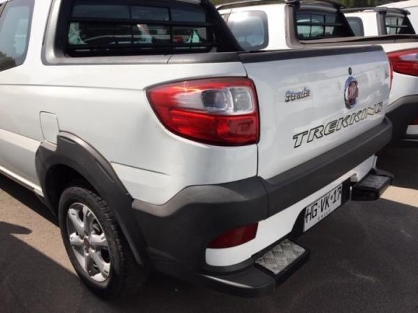 Fiat Strada STRADA TREKKING DCAB año 2015