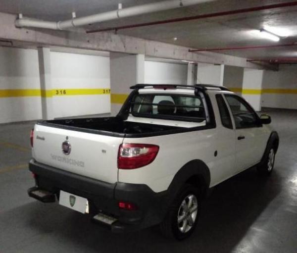 Fiat Strada WORKING año 2015