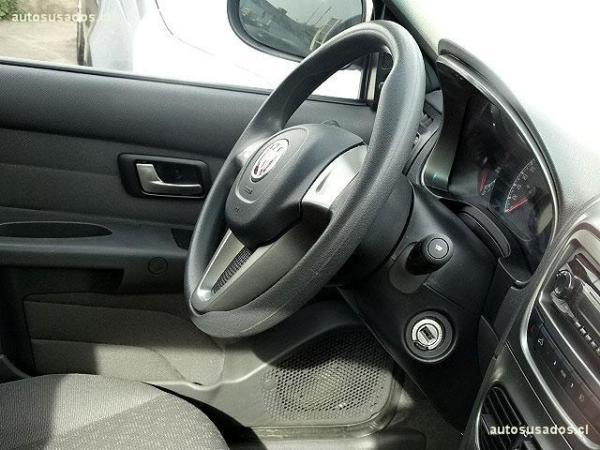 Fiat Strada TREKKING año 2017