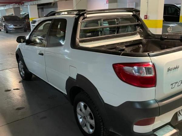 Fiat Strada 1.4 TREKKING año 2018