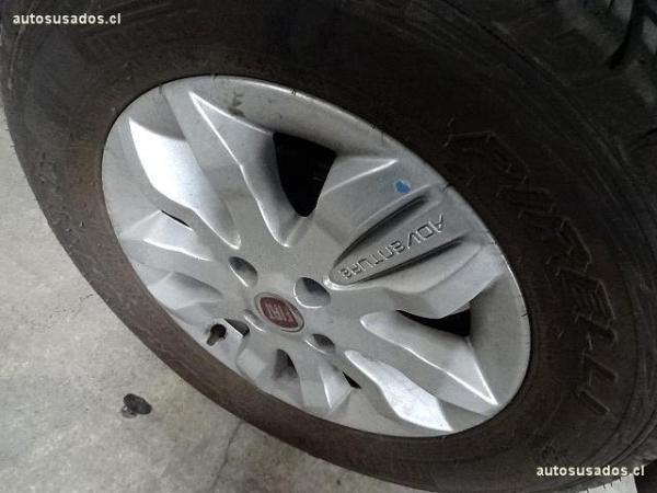 Fiat Strada  año 2018