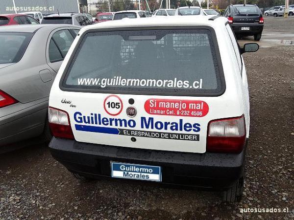 Fiat Uno CARGO año 2011