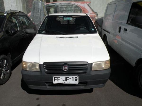 Fiat Uno CARGO 1.2 año 2013