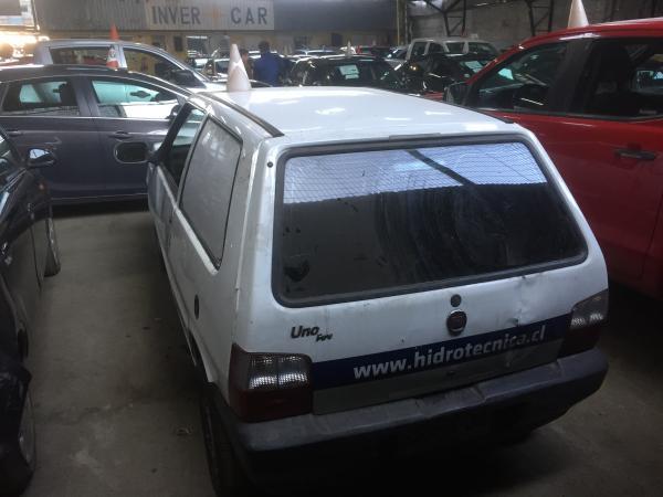 Fiat Uno CHOCADA LIQUIDAMOS año 2014