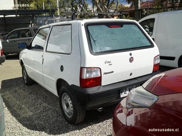 Fiat Uno FIRE CARGO 1.6 BENC año 2014