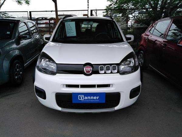 Fiat Uno way año 2016