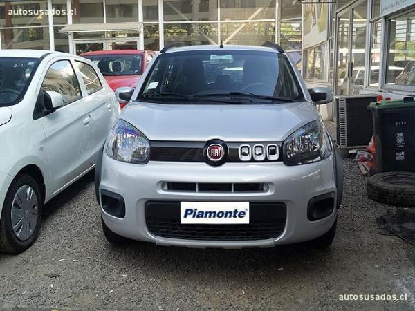 Fiat Uno WAY 1.4 año 2016