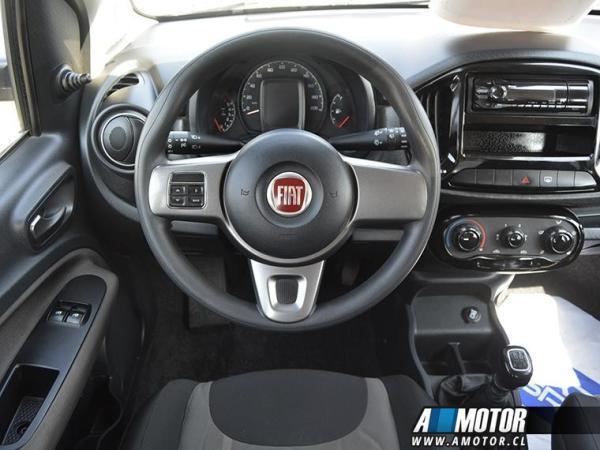 Fiat Uno Way 1.4 año 2017