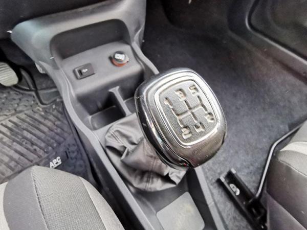 Fiat Uno WAY 1.4 MT A/C año 2017