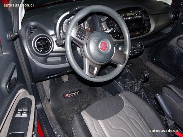 Fiat Uno WAY año 2017