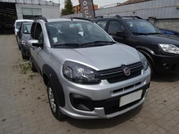 Fiat Uno WAY EVO 1.4 año 2018