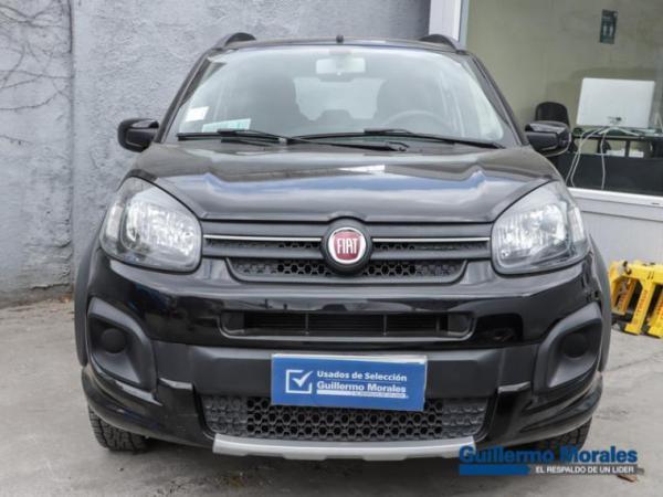 Fiat Uno WAY 1.4 EVO AA FL año 2018