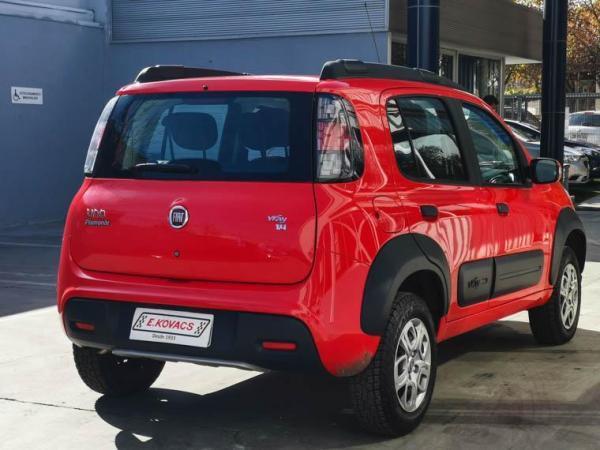Fiat Uno WAY EVO 1.4 año 2019