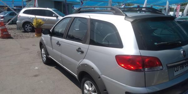 Fiat Weekend Crédito año 2010