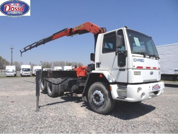 Ford Cargo 1721 año 2007