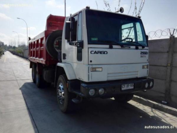 Ford Cargo 2932 E año 2011
