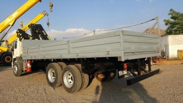 Ford Cargo 2428E E año 2011