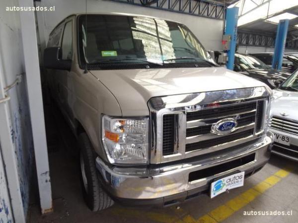 Ford E-350 ECONOLINE año 2015
