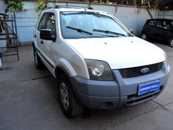 Ford Ecosport XLS 4X2 1.6 año 2005
