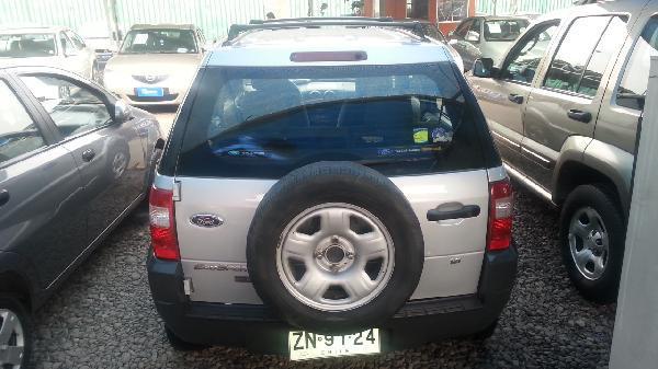 Ford Ecosport FORD ECOSPORT XLT 4X2 1.6 año 2007