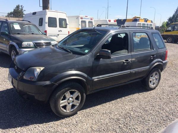 Ford Ecosport XLT 1.6 año 2008