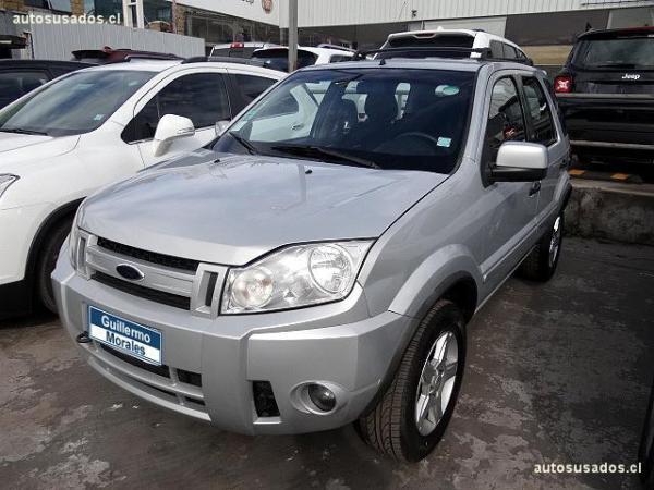 Ford Ecosport XLT año 2010