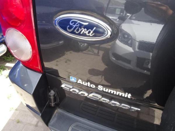 Ford Ecosport MT año 2011