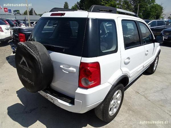 Ford Ecosport NEW año 2012