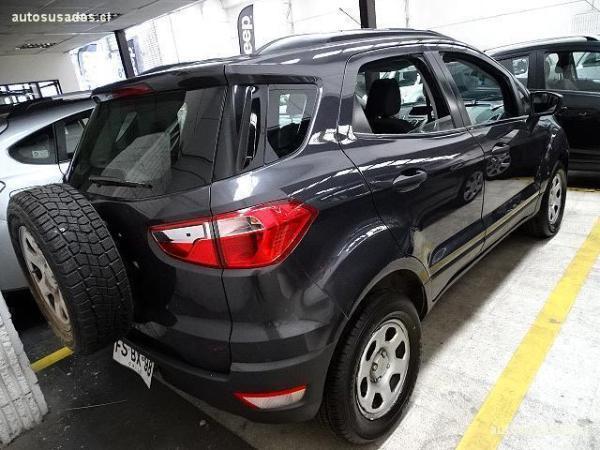 Ford Ecosport  año 2013