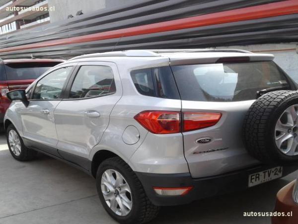 Ford Ecosport TITANIUM 1.6 MT 4X2 año 2013