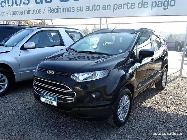 Ford Ecosport NEW año 2014