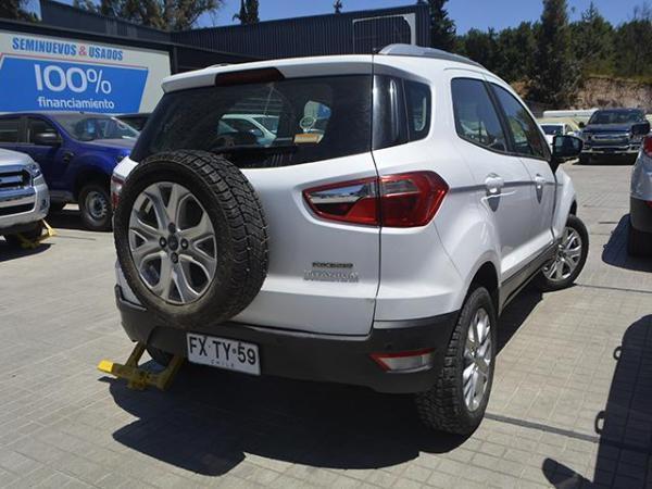 Ford Ecosport Ecosport Titanium 1.6 año 2014