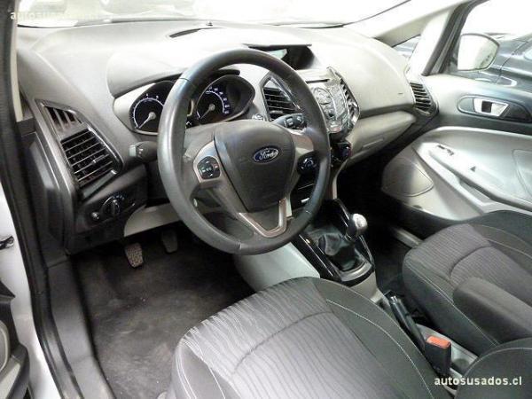 Ford Ecosport TITANIUM año 2014