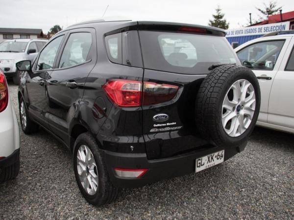 Ford Ecosport TITANIUM 1.6 MT año 2014