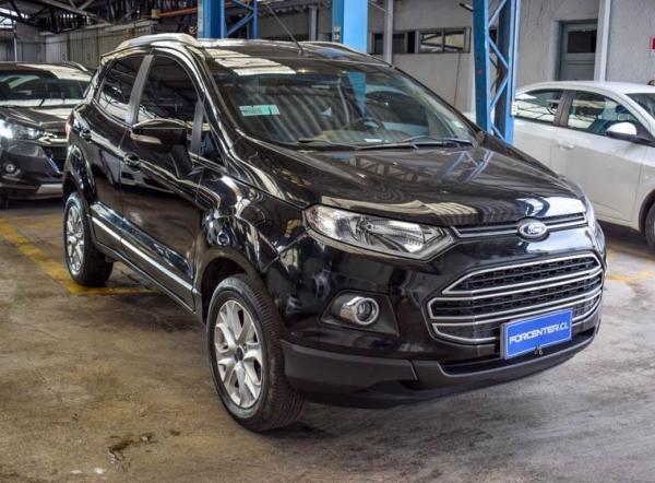 Ford Ecosport TITANIUM 1.6 año 2014