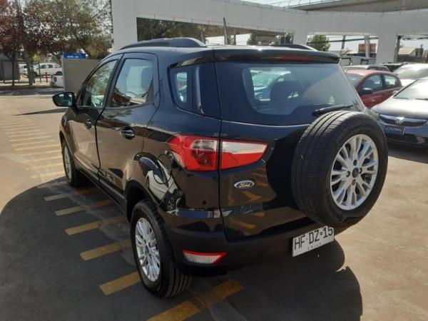 Ford Ecosport 4X2 año 2015