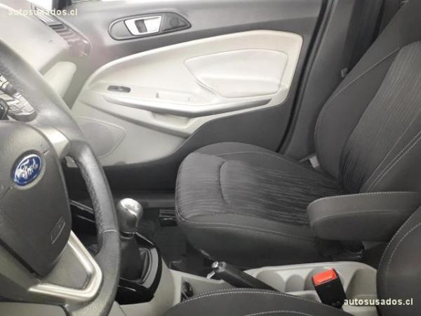 Ford Ecosport TITANIUM año 2015