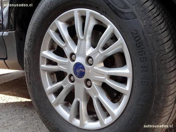 Ford Ecosport  año 2015