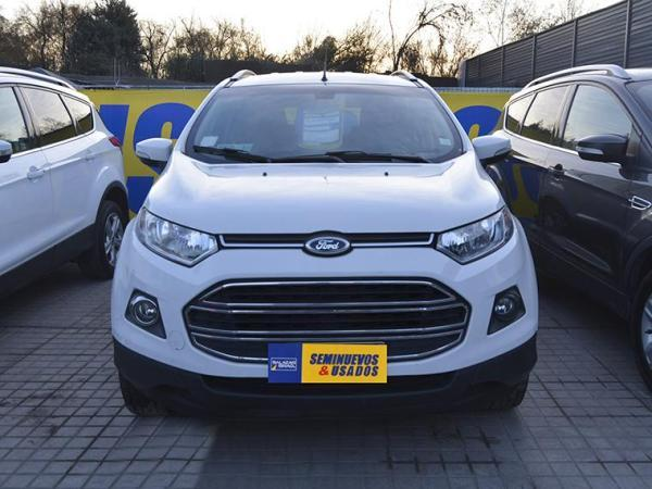 Ford Ecosport ECOSPORT 1.6 año 2016