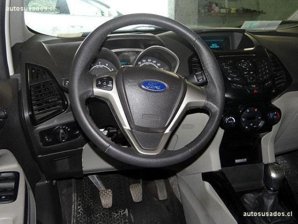 Ford Ecosport  año 2016