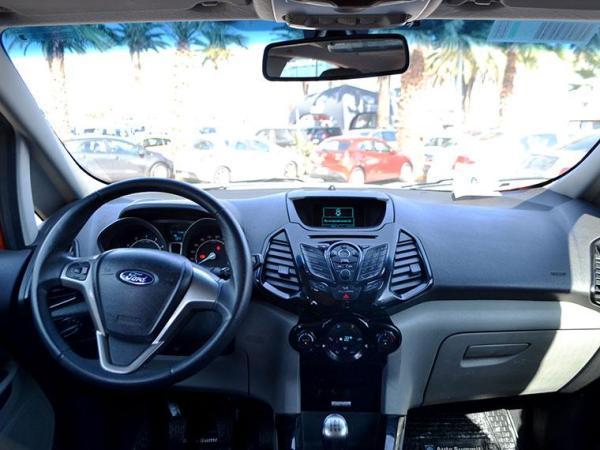 Ford Ecosport TITANIUM año 2016